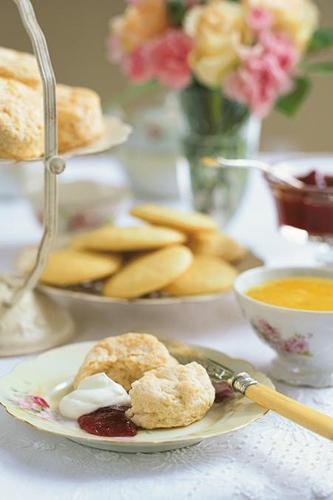 british scones