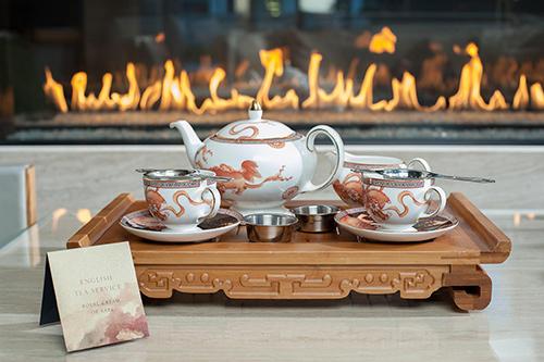 Shangri La Tea Room